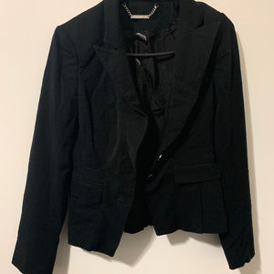WHITE HOUSE BLACK MARKET - Black blazer